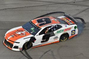 Ganador Chase Elliott, Hendrick Motorsports, Chevrolet Camaro Mountain Dew / Little Caesar's
