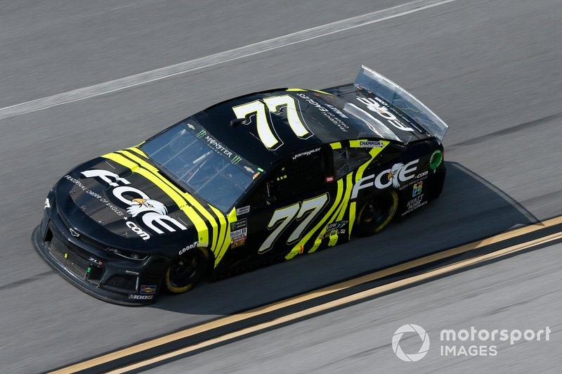 1. Justin Haley, Spire Motorsports, Chevrolet Camaro