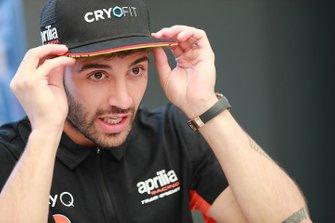 Андреа Янноне, Aprilia Racing Team Gresini