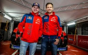 Esapekka Lappi, Citroën World Rally Team, Sébastien Ogier, Citroën World Rally Team