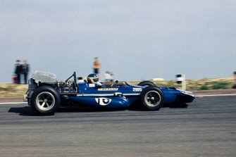 Johnny Servoz-Gavin, March 701 Ford