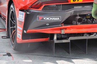 #87 JLOC Lamborghini Huracan GT3 rear detail