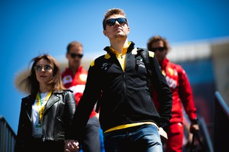 Сергей Сироткин, Renult F1 Team