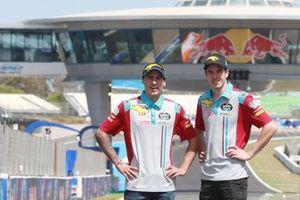 Xavi Vierge, Marc VDS Racing and Alex Marquez, Marc VDS Racing
