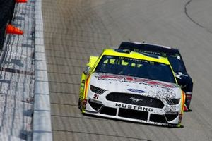 Paul Menard, Wood Brothers Racing, Ford Mustang Menards / FVP
