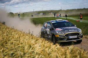 Ken Torn, Pannas Kauri, Ford Fiesta R2T, FIA ERC, ERC3, Rally Poland