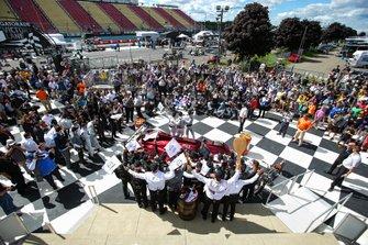 1. #55 Mazda Team Joest Mazda DPi, DPi: Jonathan Bomarito, Harry Tincknell, Olivier Pla