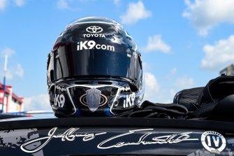 Helm: Jeffrey Earnhardt, XCI Racing