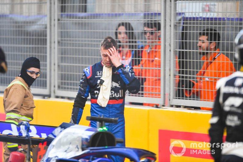 16. Даниил Квят, Scuderia Toro Rosso, 760 тыс. евро