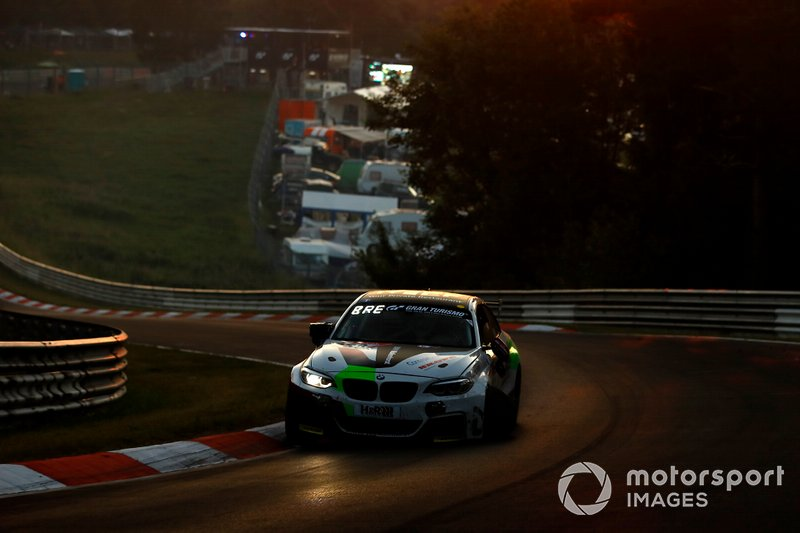 #238 Walkenhorst Motorsport BMW M240i Racing: Will Tregurtha, Ben Tuck, Jordan Witt, Jörg Breuer