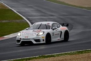 #251 Porsche Cayman GT4, Ebimotors: Riccitelli-De Castro