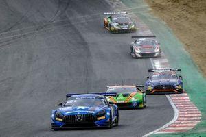 #4 BLACK FALCON Mercedes-AMG GT3: Luca Stolz, Maro Engel; Gridwalk