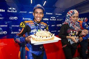 Hafizh Syahrin, Red Bull KTM Tech 3, 100th GP