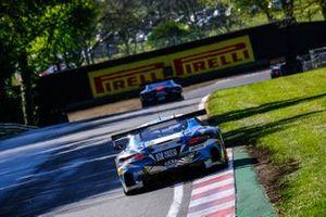 #90 Akka ASP Team FRA Mercedes-AMG GT3 Timur Bogulavskiy RUS Fabian Schiller DEU Silver Cup, Free Practice 1
