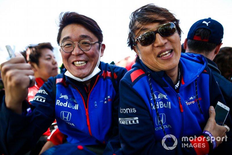 Toro Rosso Fans