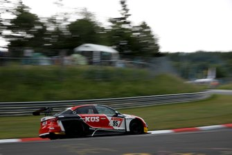 #95 Team Avia Sorg Rennsport Audi RS3 LMS: Peter Haener, Christoph Hewer