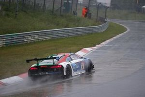 #4 Audi Sport Team Phoenix Audi R8 LMS: Pierre Kaffer, Frank Stippler, Frédéric Vervisch, Frank Stippler