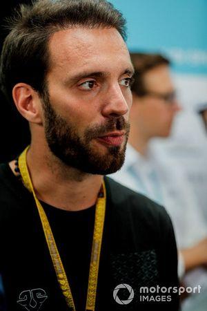 Jean-Eric Vergne, DS TECHEETAH, parla alla stampa