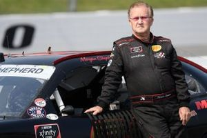 Morgan Shepherd, Shepherd Racing Ventures, Chevrolet Camaro Visone RV