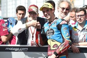 Tercero Alex Márquez, Marc VDS Racing