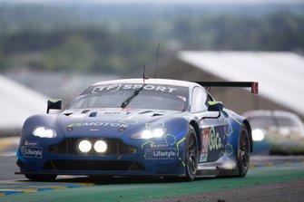 #90 TF Sport, Aston Martin Vantage: Salih Yoluc, Charlie Eastwood, Euan Hankey