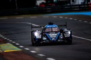 #30 Dunqueine Engineering, Oreca 07-Gibson: Romain Dumas, Nico Jamin, Pierre Ragues