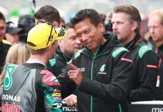 John McPhee, SIC Racing Team, Razlan Razali