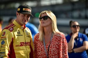 Ryan Hunter-Reay, Andretti Autosport Honda,