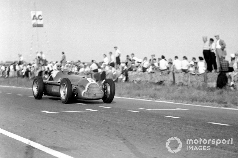 1950 Juan Manuel Fangio, Alfa Romeo 158