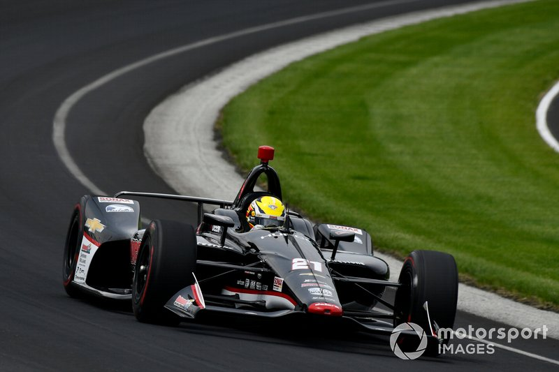 3º: #21 Spencer Pigot, Ed Carpenter Racing, Ed Carpenter Racing Chevrolet: 229.846 mph