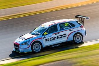 Will Brown, HMO Customer Racing Hyundai i30 N TCR