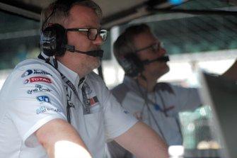 Graham Rahal, Rahal Letterman Lanigan Racing Honda engineers