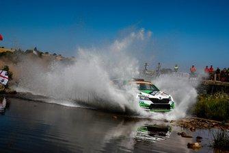 Kalle Rovanperä, Jonne Halttunen, ŠSkoda Motorsport SŠkoda Fabia R5