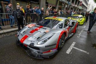#54 Spirit of Race Ferrari 488 GTE