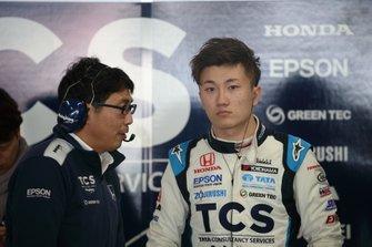 Makino Yosuke(TCS NAKAJIMA RACING)