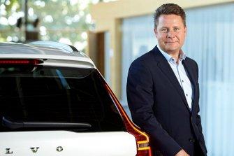 Anders Gustafsson, CEO Volvo USA
