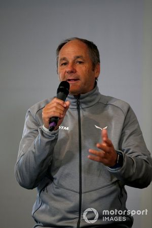 Gerhard Berger, Presidente del ITR