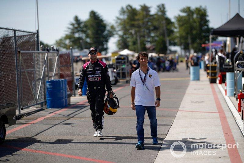 #33 Mercedes-AMG Team Riley Motorsports Mercedes-AMG GT3, GTD: Felipe Fraga, Bruno Junqueira