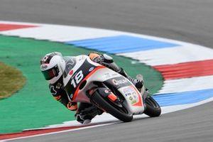 Ryan Van De Lagemaat, Qnium Racing