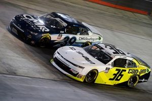 Ryan Sieg, RSS Racing, Chevrolet Camaro CMRRoofing.com and Alex Labbe, DGM Racing, Chevrolet Camaro Can-Am