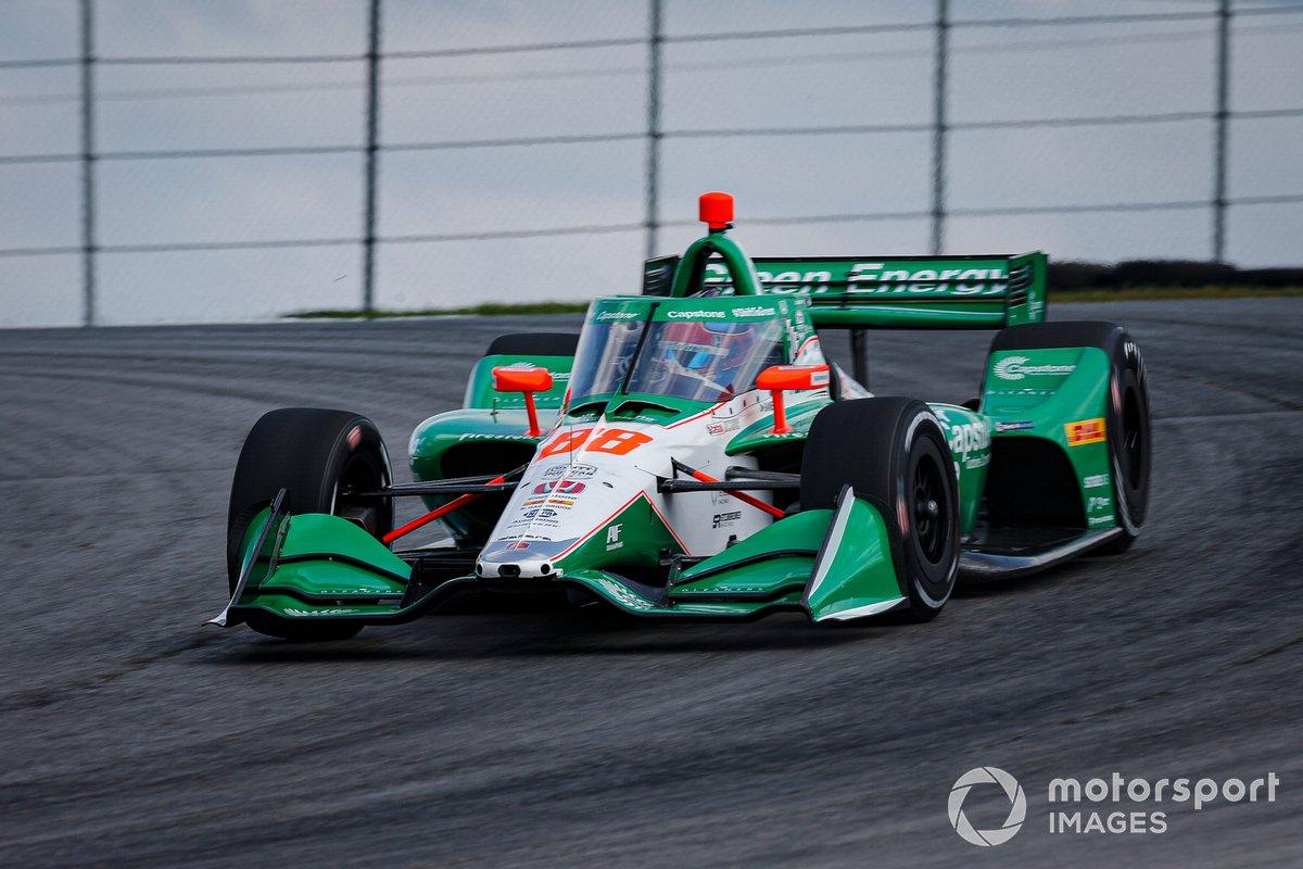 Andretti Harding Steinbrenner Autosport (Honda)