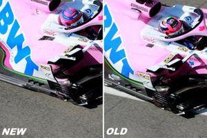 مقارنة بين سيارة ريسينغ بوينت آر.بي20