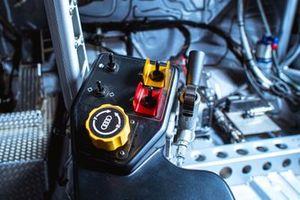Центральная консоль Audi RS3 TCR