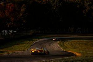 #3 Corvette Racing Corvette C8.R, GTLM: Antonio Garcia, Jordan Taylor, #4 Corvette Racing Corvette C8.R, GTLM: Oliver Gavin, Tommy Milner