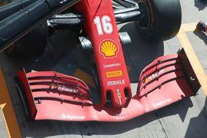 Ferrari SF1000, dettaglio dell'ala frontale