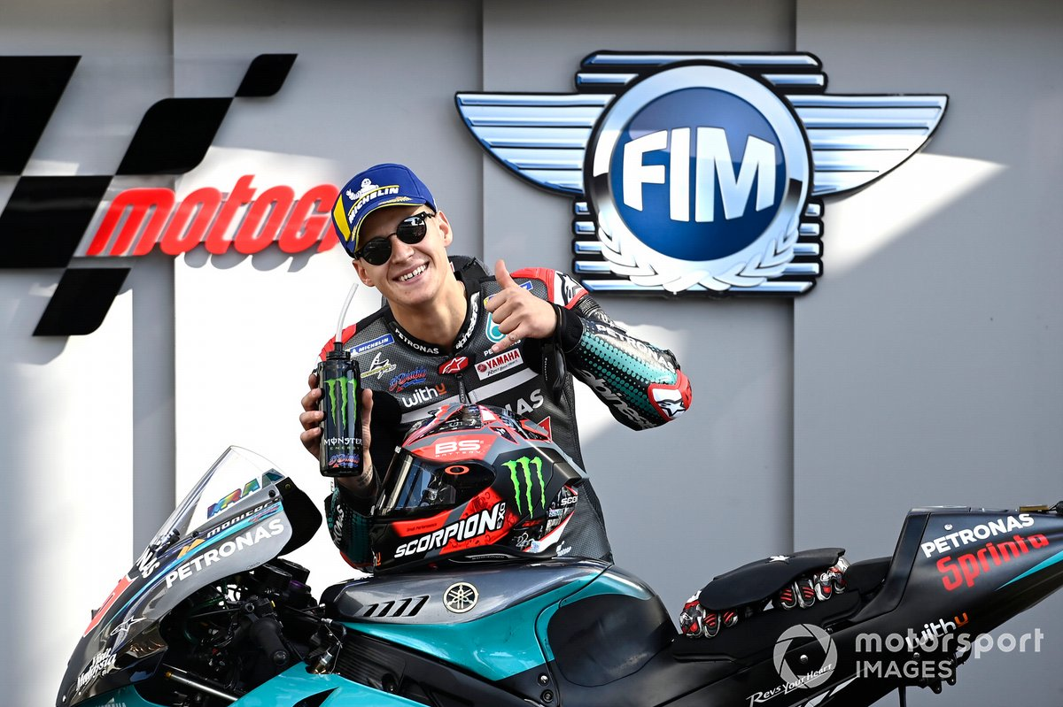 #9 GP de France - Pole : Fabio Quartararo