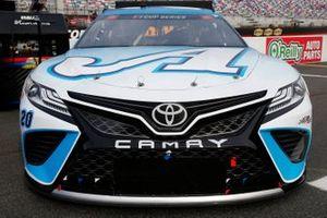 Erik Jones, Joe Gibbs Racing, Toyota Camry Auto-Owners Insurance