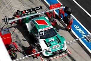 Nico Müller, Audi Sport Team Abt Sportsline, Audi RS 5 DTM, pitstop