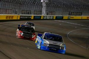 Todd Gilliland, Front Row Motorsports, Ford F-150 pneumatech
