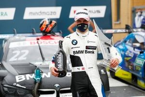 Race winner Lucas Auer, BMW Team RMG